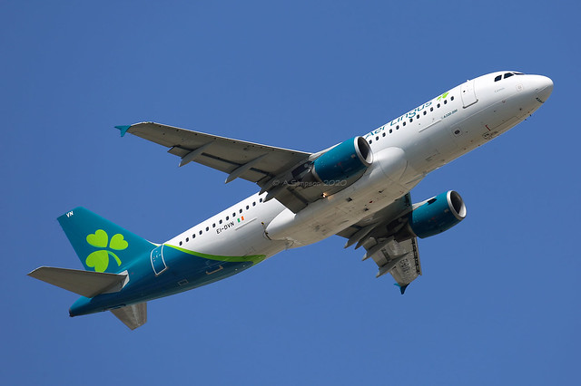 Aer Lingus - EI-DVN - London Heathrow (LHR/EGLL)