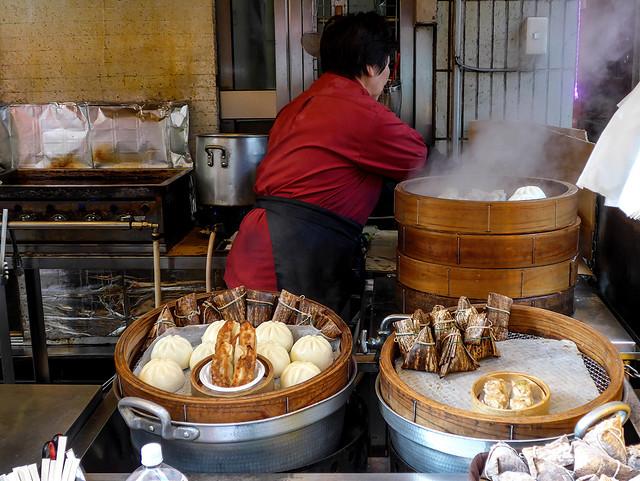 photo - Street Food, Chinatown, Kobe Japan