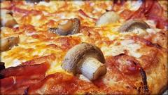 Pepperoni & Mushroom 🍄