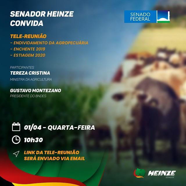 01/04/2020 Reunião Agropecuária Gaúcha