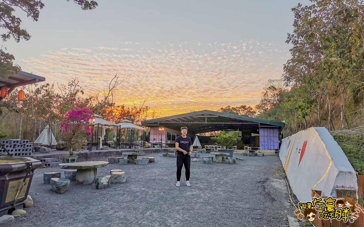 高雄景點 無名咖啡 景觀餐廳-82