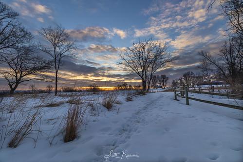 southdakota siouxfalls winter park sunrise scottrphoto radarrasmusson landscape