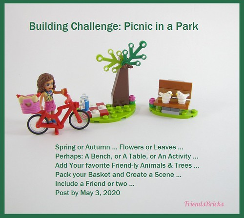 Building Challenge: Picnic in a Park