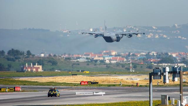 16801 FAP C-130H Hercules
