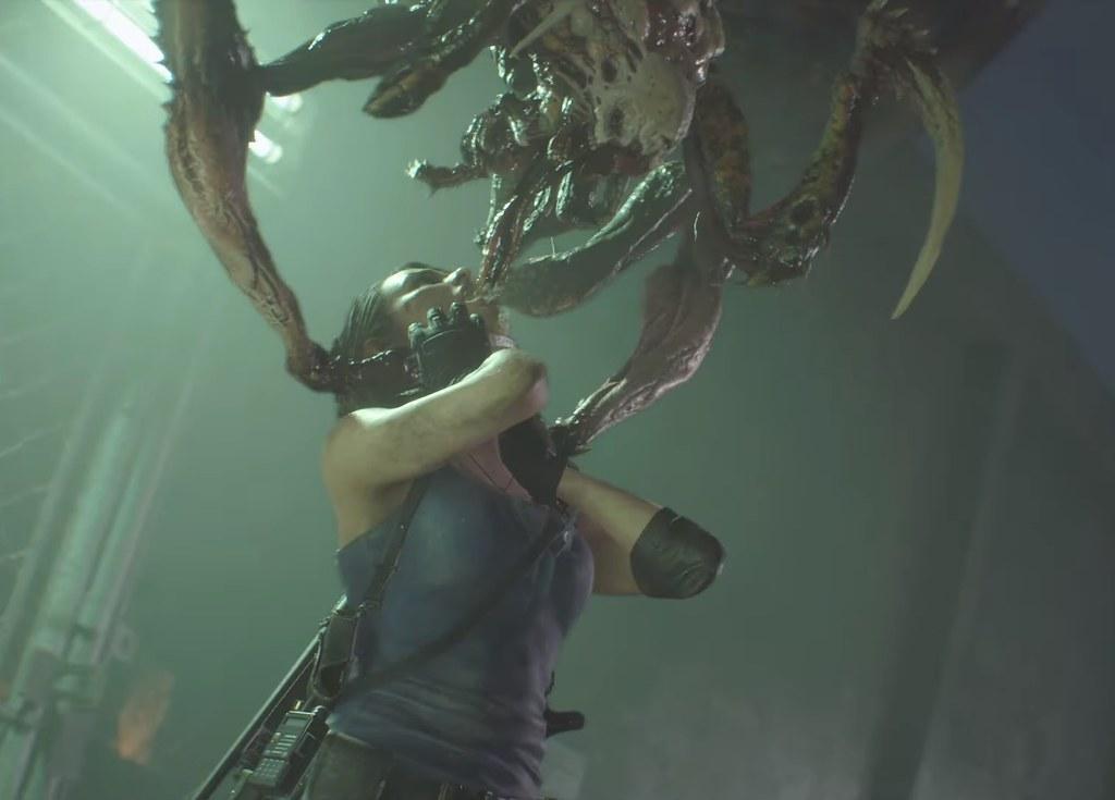 Resident Evil 3 Remake - Boca Violada