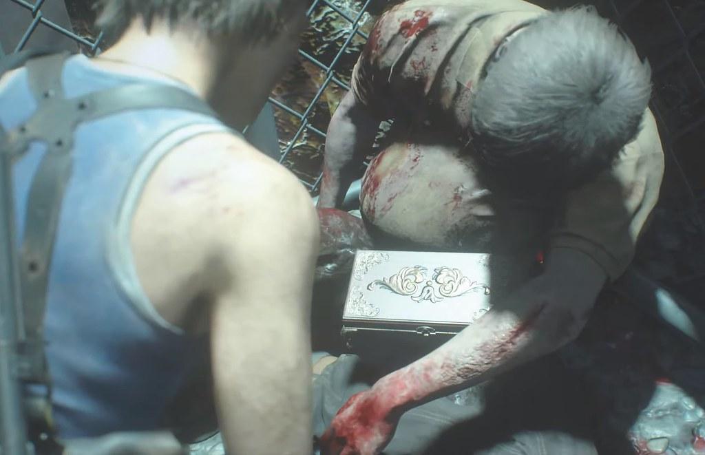 Resident Evil 3 Remake - Kit Lockpick