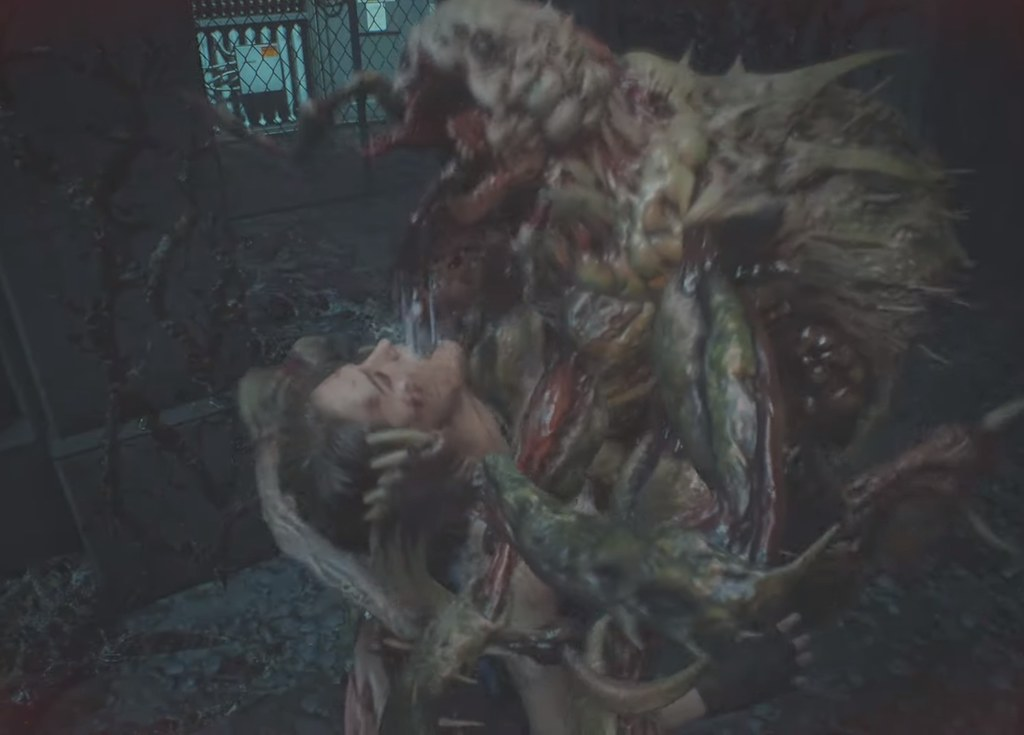 Resident Evil 3 Remake - Monstro H
