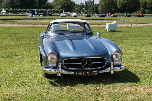 Mercedes 300 SL Roadster - 1958