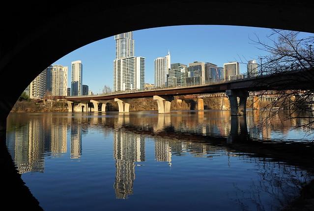 Austin: Pfluger Pedestrian Bridge