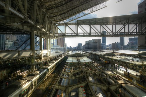 02-04-2020 Osaka, Osaka Station (5)
