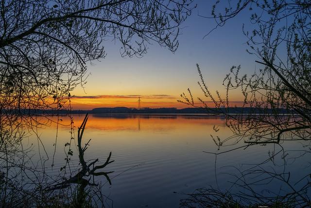 Spring Sunrise (HDR)