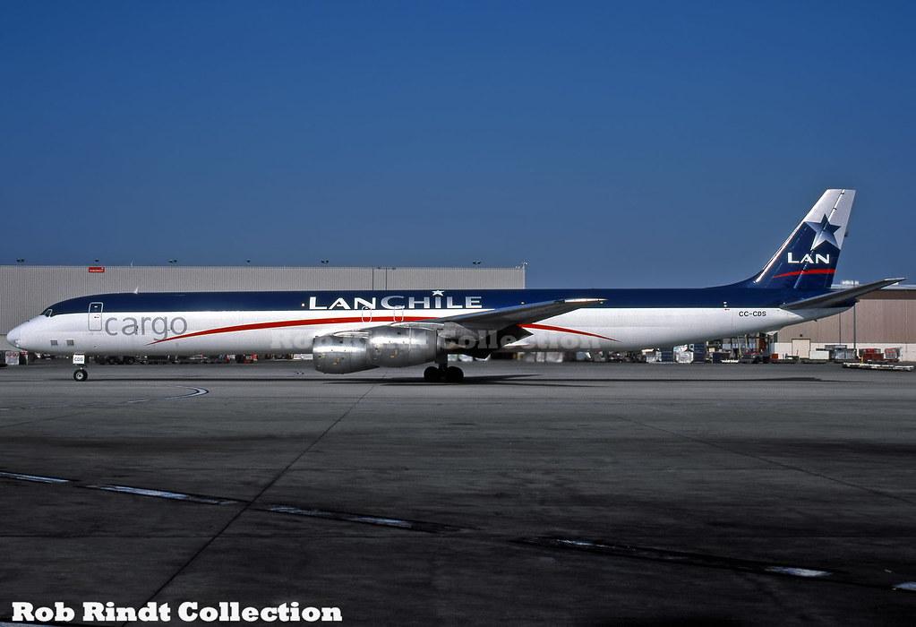 LAN Chile Cargo DC-8-71(F) CC-CDS