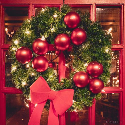 Christmas Wreath I