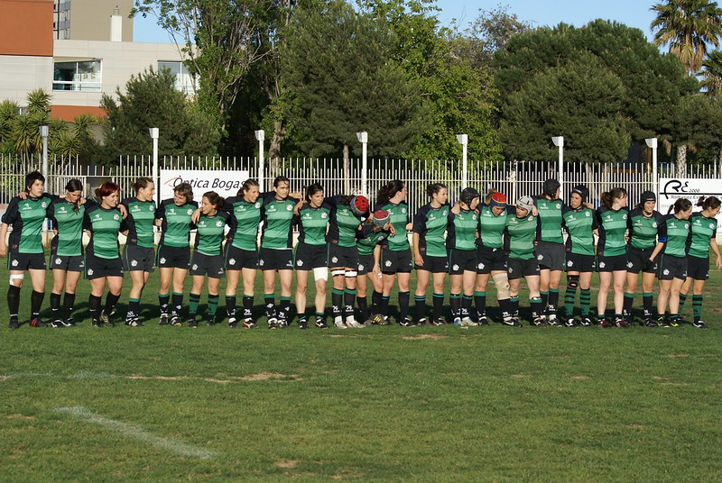 Galeria: INEF Barcelona vs Montpellier RC, Final Copa Europa Rugby Femení [19-04-2008]