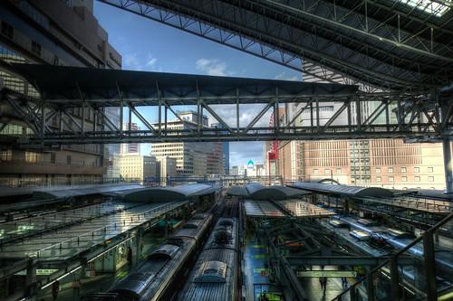 02-04-2020 Osaka, Osaka Station (3)