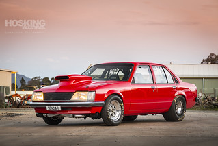 Tony Rohr's Holden VH Commodore | by HoskingIndustries