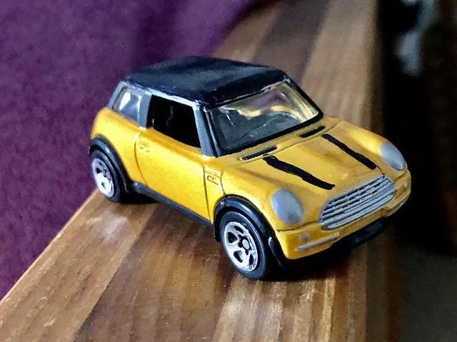Day 93: tiny Mini Cooper