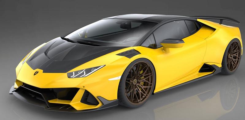 Lamborghini-Huracan-Evo- (1)