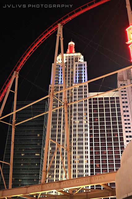 Empire State Bldg. in Las Vegas