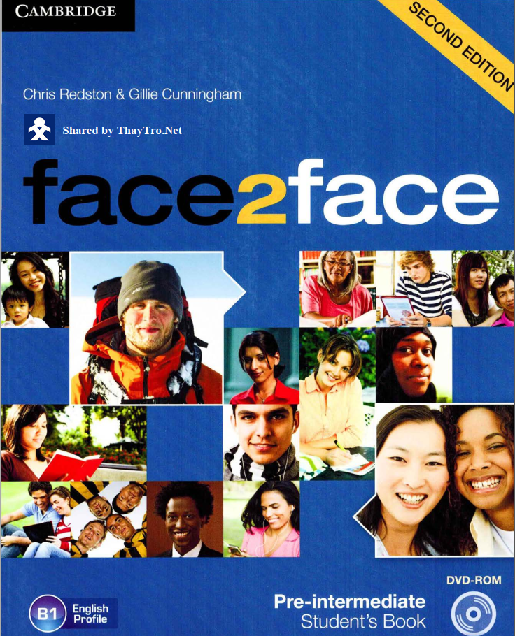 face2face 2nd edition pre-intermediate