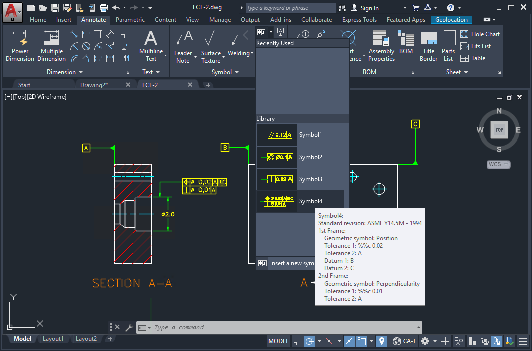 Working with Autodesk AutoCAD Mechanical 2021 full license