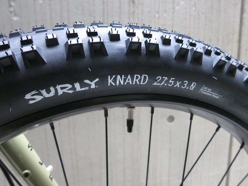 SURLY ECR 27.5 Tank Tire