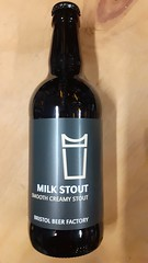 Bristol Beer Factory - Milk Stout (500 ml bottle)