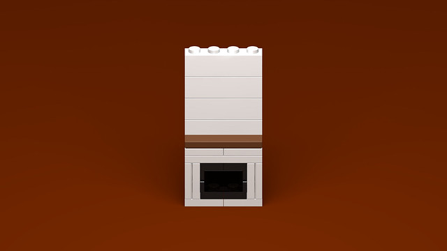Fireplace - Micro Scale