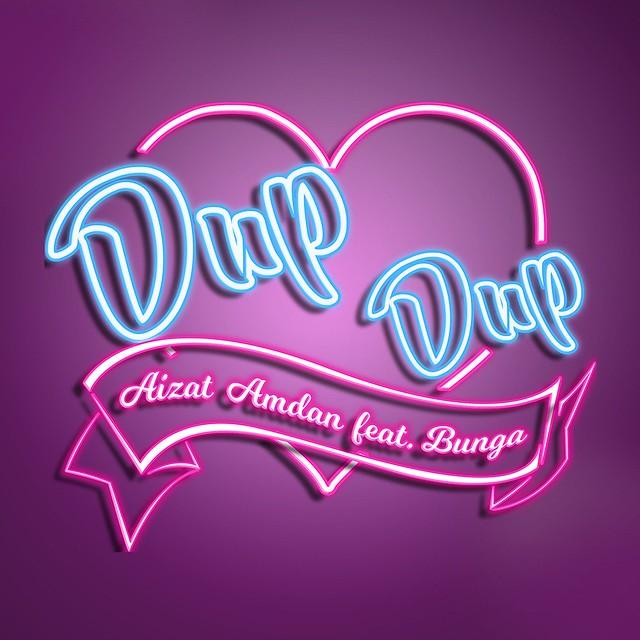 Dup Dup Single Cover Aizat Bunga