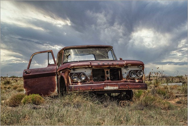 Just an Old Dodge