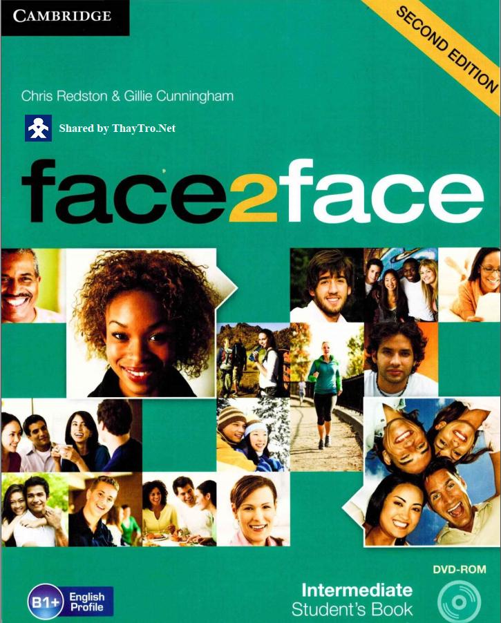 face2face second edition intermediate