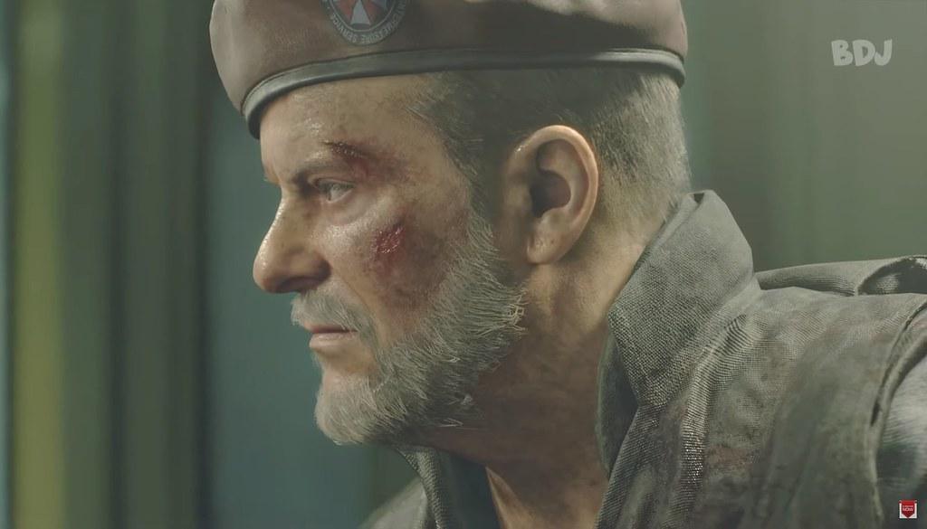Resident Evil 3 Remake - UBSC