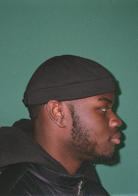 Jevon Portrait