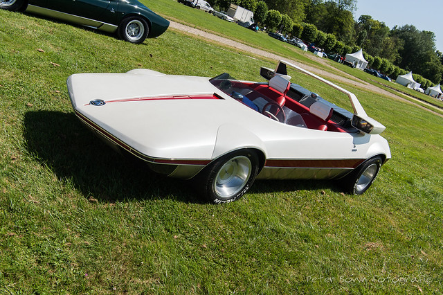 Autobianchi Runabout Concept - 1969