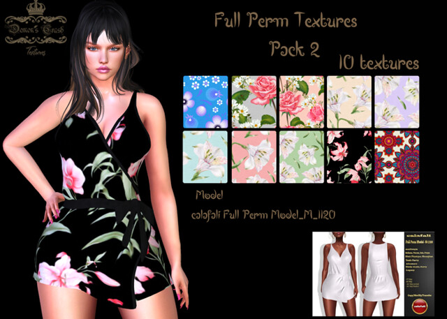 [DC] Textures -calafali Full Perm Model-M-1120 - pc 2