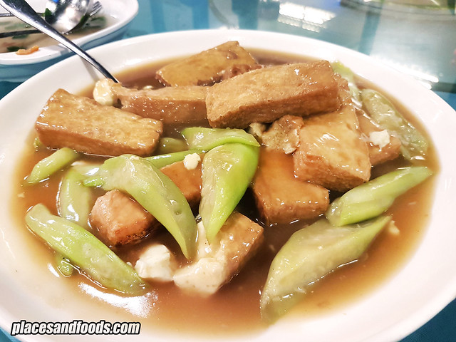 pantai seafood restaurant seng kuang tofu