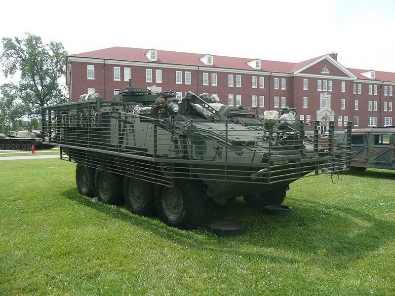 M1127 Stryker 1