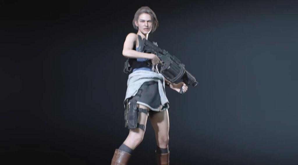 Resident Evil 3 Remake - Skort
