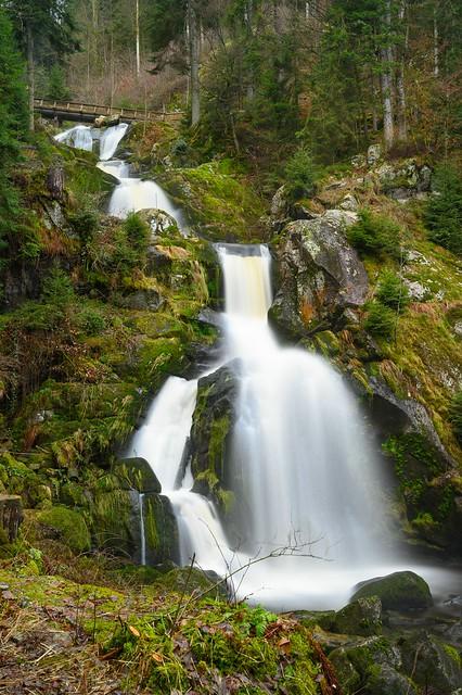 Triberger Wasserfälle / Triberg Falls