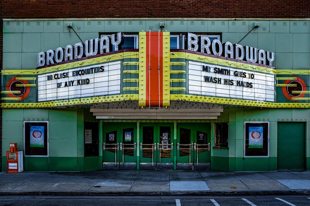 Broadway Theatre - Mt. Pleasant, MI [Explored]   Closed duri…   Flickr