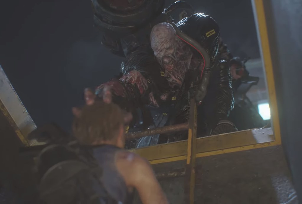Resident Evil 3 Remake - He Wants Head