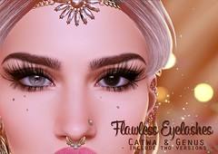 Flawless Eyelashes