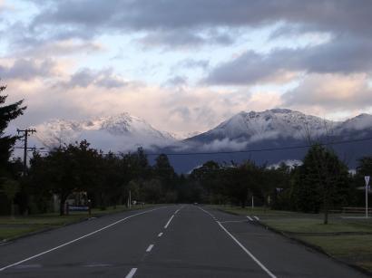 Te Anau Mountains