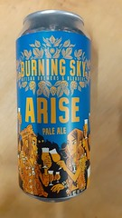 Burning Sky - Arise (440 ml CAN)