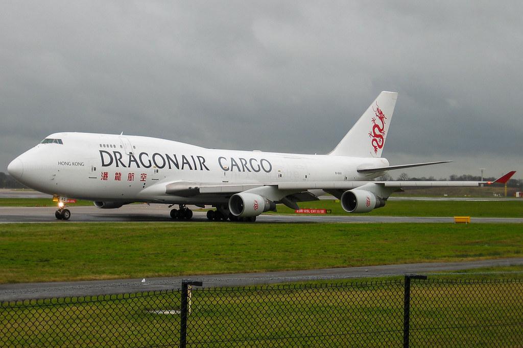 B-KAG   Boeing 747-412(BCF)   Dragonair