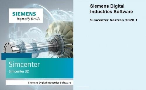 Siemens Simcenter Nastran 2020.1-1899 Win64 full license