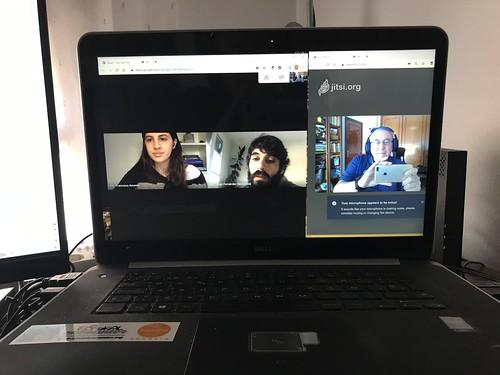 Video Entrevista de Multiplica para mejora de la APP El CoCo