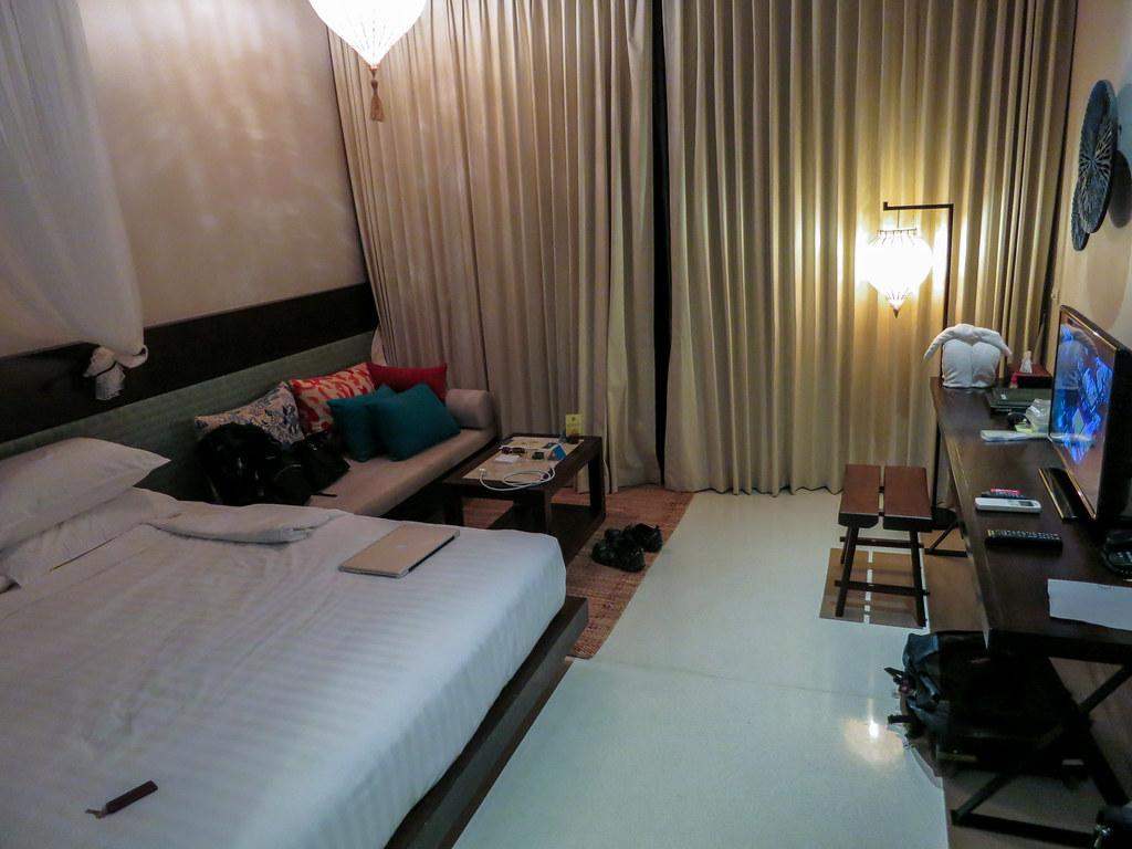 Buri Rasa Koh Phangan Deluxe room