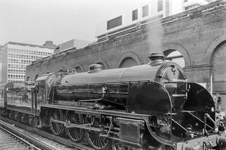Southern 777, Steam Engine, Cannon St Station, City 86-8v-65-Edit_2400