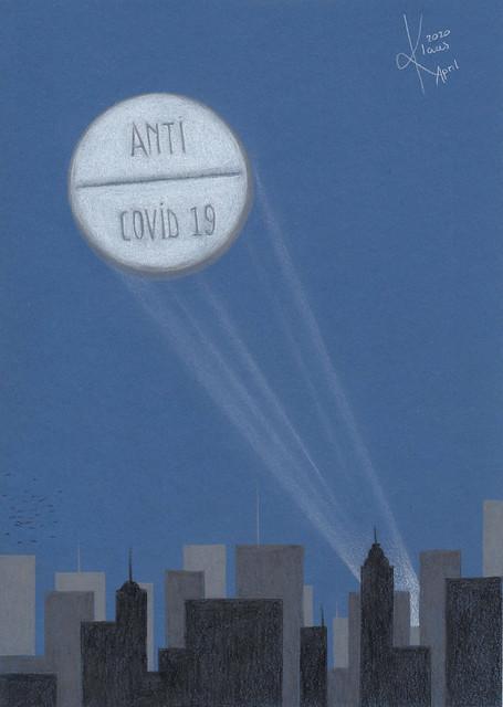 Anti covid 19